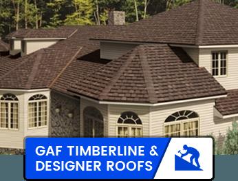 GAF Timberline & Designer Roofs montvale, nj