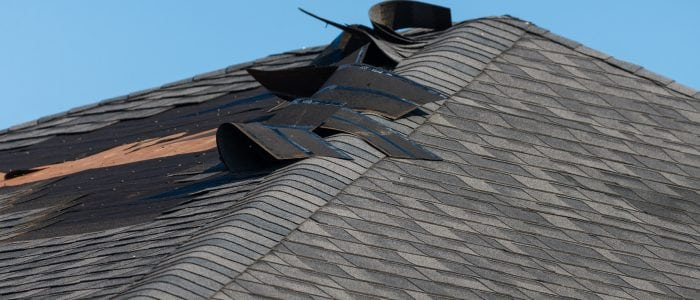 major causes of roof damage