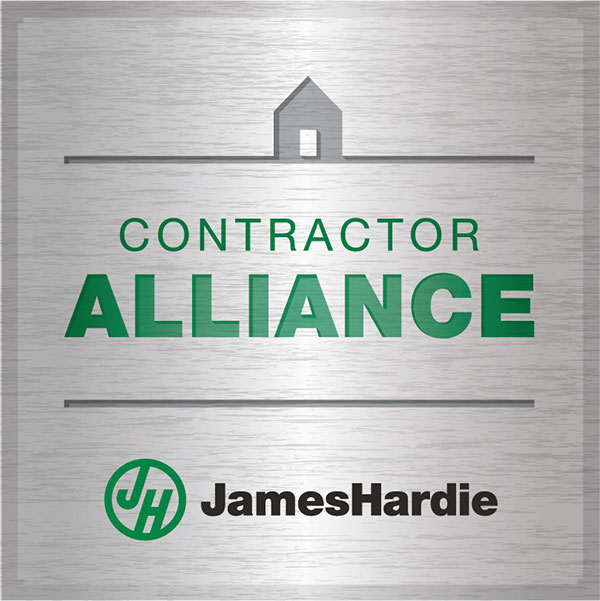 Contractor Alliance, JamesHardie